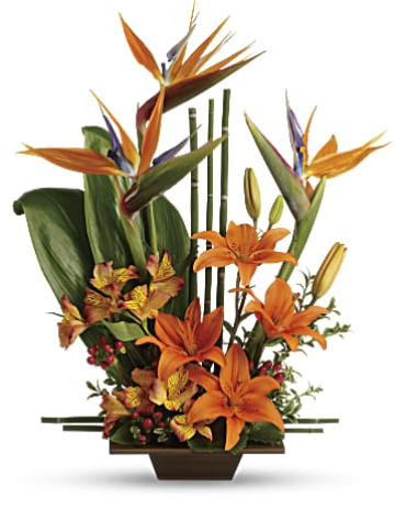 Exotic Grace Bouquet