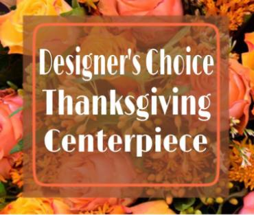 Designers Choice Thanksgiving Centerpiece