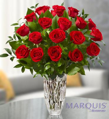 Marquis by Waterford Premium Red Roses