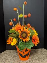 Trick or Treat Arrangement