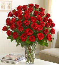 Ultimate Elegance 4 Dozen Premium Long Stem Red Roses