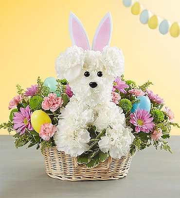 Doggy Happy Easter