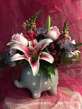 Baby Girl Lala Bouquet
