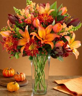 Fall Elegance Bouquet