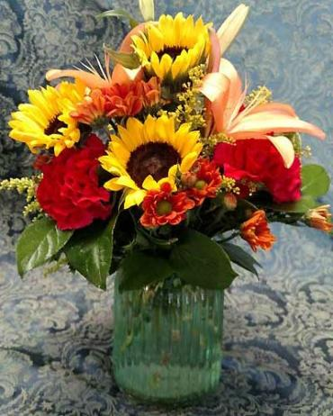 Country Fall Bouquet