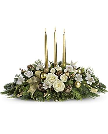 The Royal Christmas Centerpiece