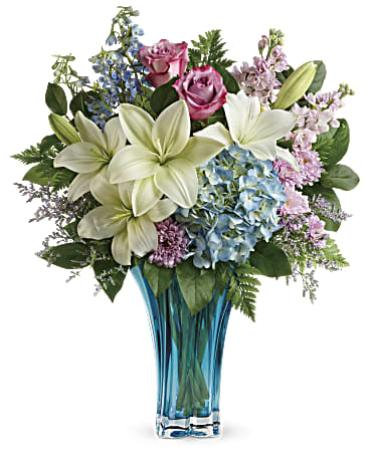 The Heart\'s Pirouette Bouquet