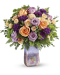 Amethyst Sunrise Bouquet