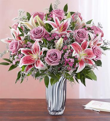 Silver Radiance Bouquet