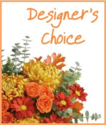 Designers Choice Fall Arrangement