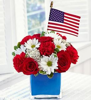 Freedom Fighters Bouquet