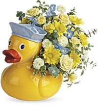 Lucky Ducky Bouquet