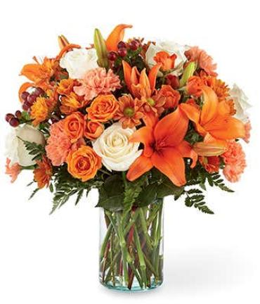 Loving Autumn Bouquet