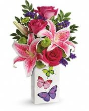 Brilliant Butterflies Bouquet