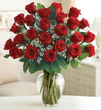 Ultimate Elegance  24 Premium Long Stem Red Roses