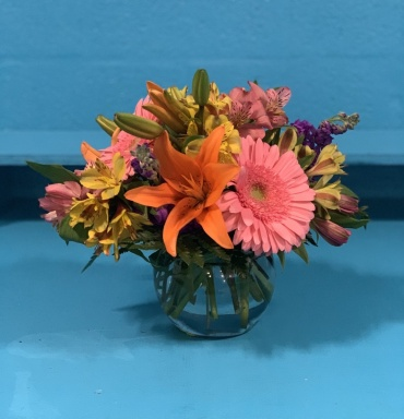Bright Sunrise Bouquet
